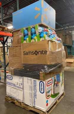 Samsonite Luggage, Little Tikes Sort 'N Store, Sky Drones, Magformers, Fisher Price Toys, 194 Items, Brand New!  Only $1150.00!