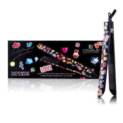 Royale Genius Soft Touch Flat Straightening Irons, Professional Grade, Emoji, 12 Units BRAND NEW Only $300!!