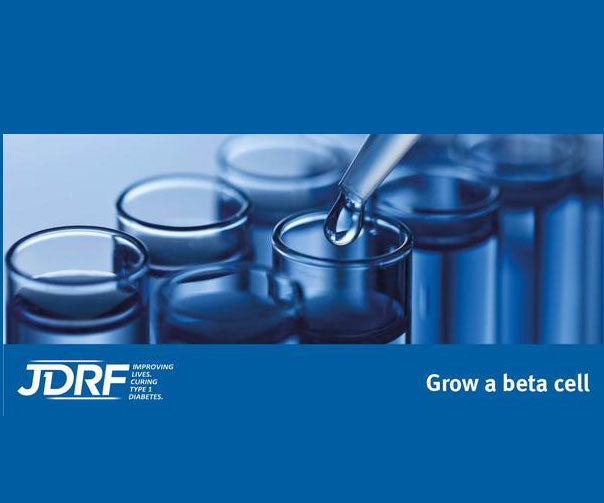 JDRF Grow a Beta Cell virtual gift
