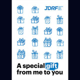 'Find a cure for diabetes' virtual gift