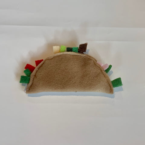 Catnip Taco Cat Toy