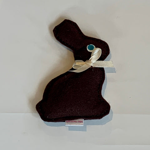 Catnip Chocolate Bunny Cat Toy