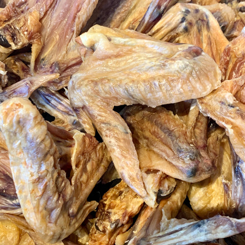 Dehydrated Chicken Wings