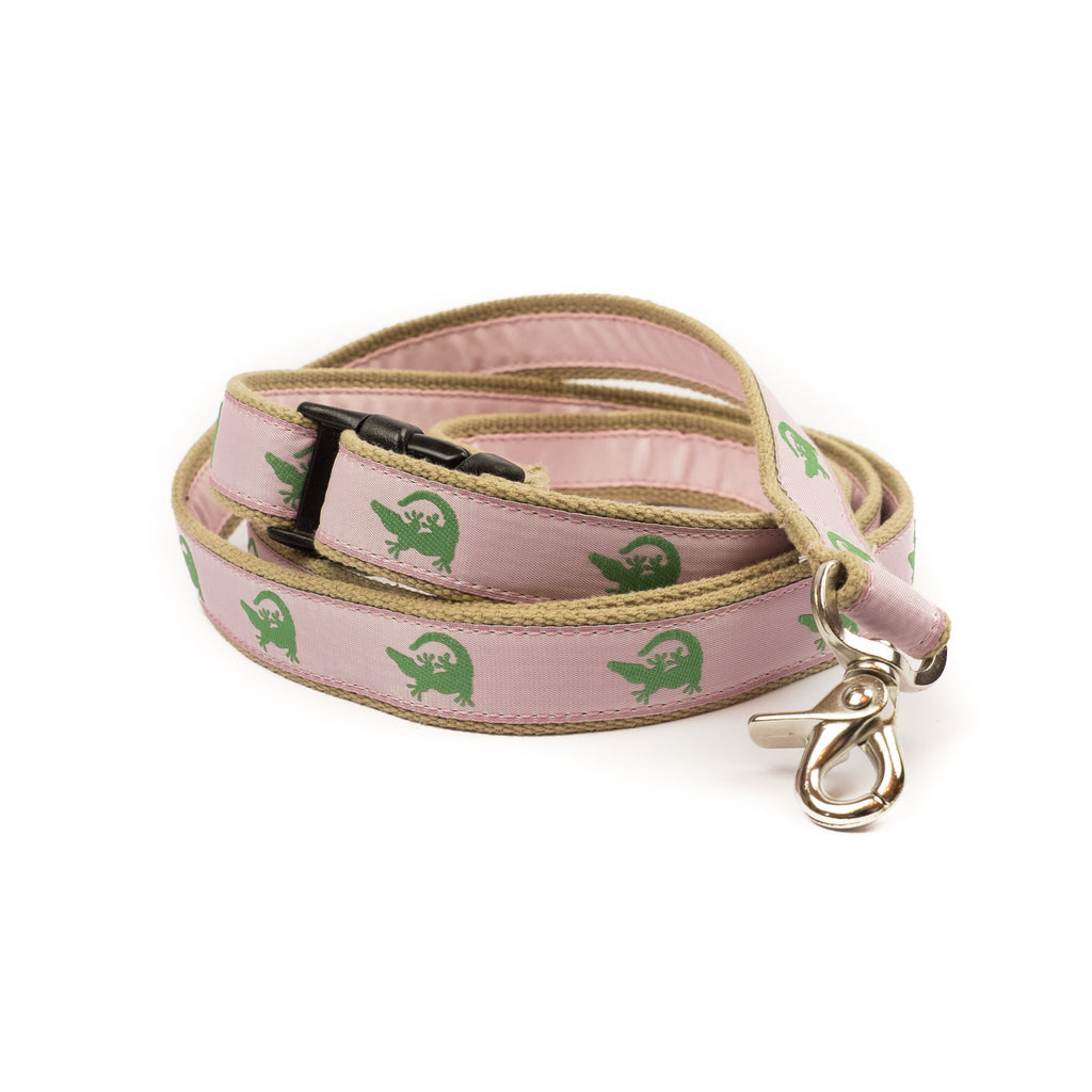 Alligator Dog Leash 1""