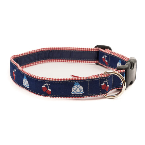 Hats & Mittens Dog Collar 1
