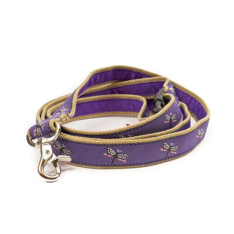 Dragonflies Dog Leash 1