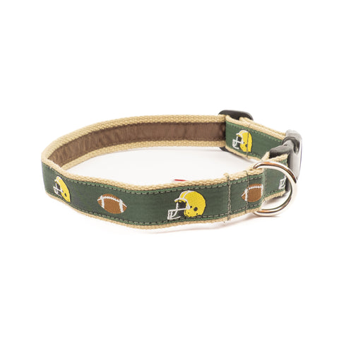 Green Football Martingale