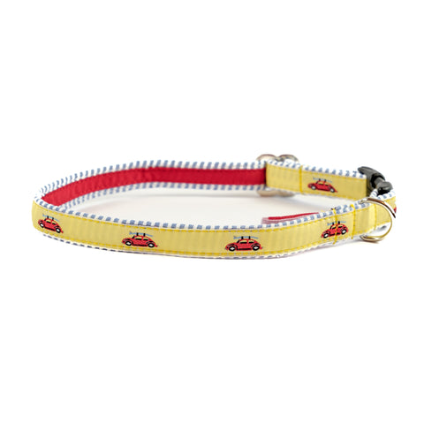 VW Bug Dog Collar 5/8