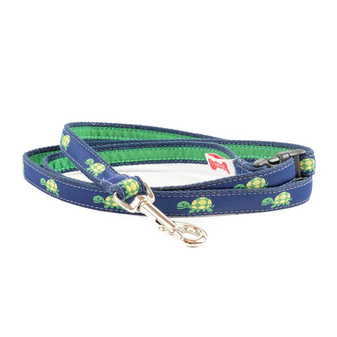 Turtle Dog Leash 5/8