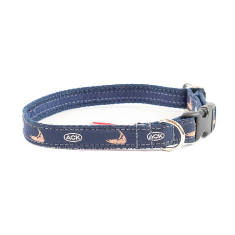 ACK Island Dog Collar 5/8