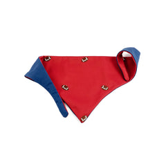 Red Football Bandana