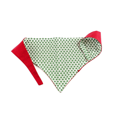 Green Peppermint Bandana