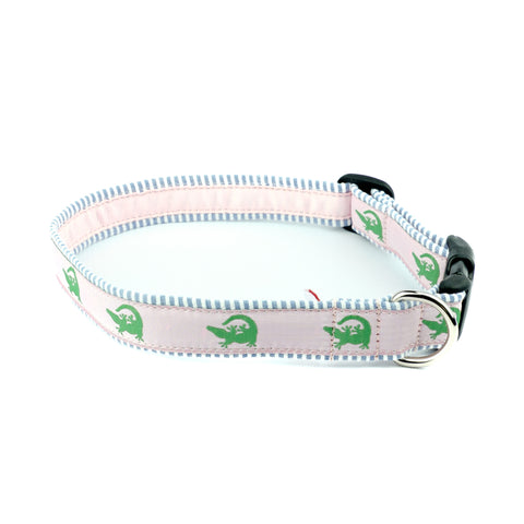 Alligator Dog Collar 1