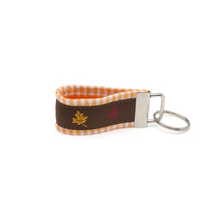 Fall Leaves Key Fob