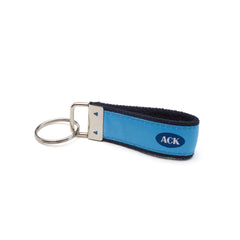 Nantucket Whales Key Fob