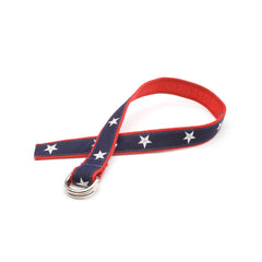 North Star Belt - Red Webbing