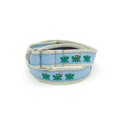Frog Belt - Green Sherbert