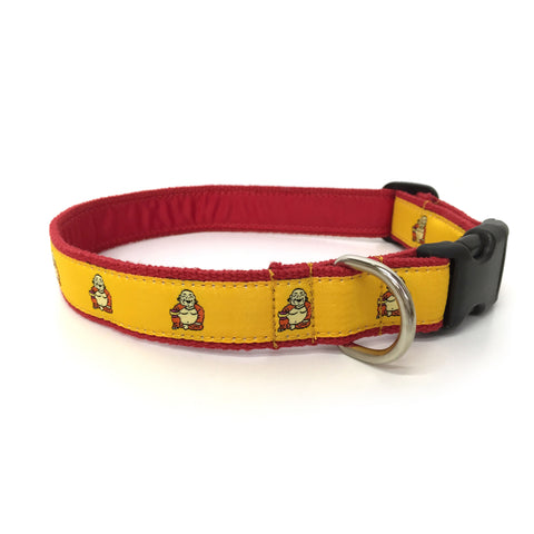Buddha Dog Collar 1