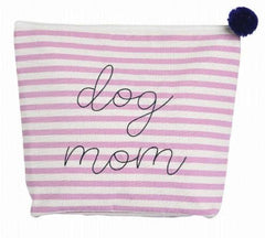 Dog Mom Cosmetic Bag