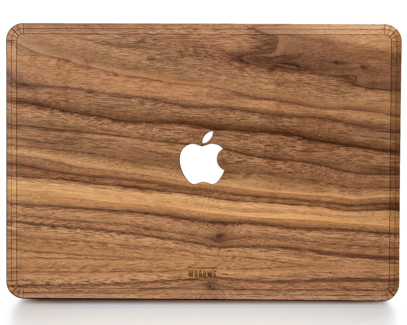 MACBOOK PROTECTIVE CASE - WOOD