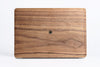 White/Black Sun Wood Case - Walnut Wood - Cover
