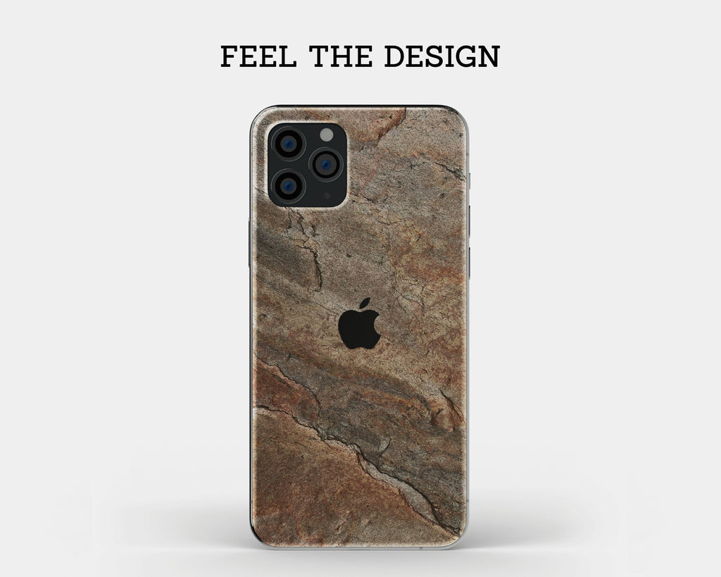 IPhone Skin - Burning Forest Stone