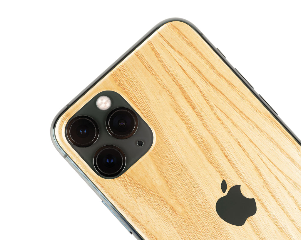 IPhone Skin - Ash Wood