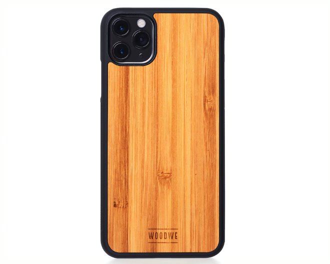 IPhone Case - Bamboo Wood