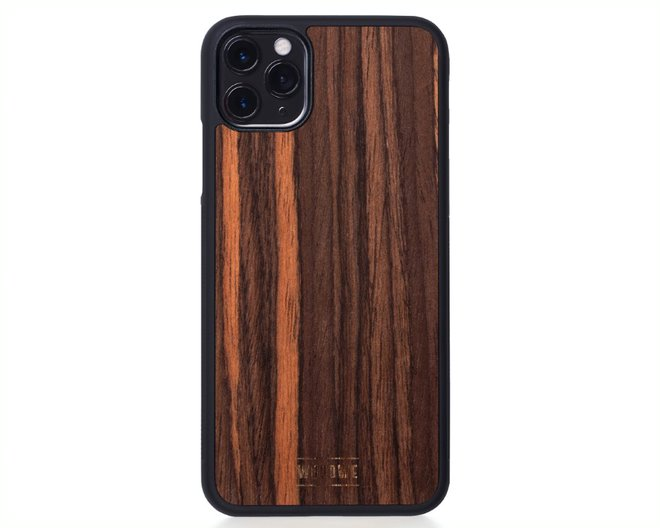 IPhone Case - Ebony Wood