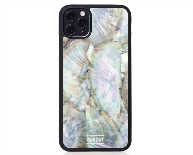 IPhone Case - Black Lip Father Sea Shell