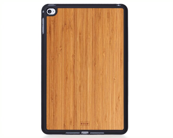 Ipad Case - Bamboo Wood