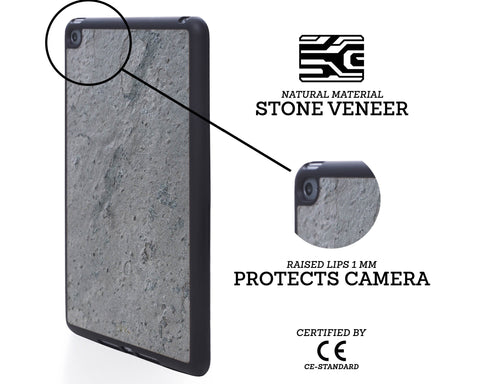 ipad case cover stone protection protective silver grey mini air pro