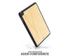 ipad case cover wood protection protective ash mini air pro