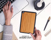ipad case cover wood protection protective bamboo mini air pro