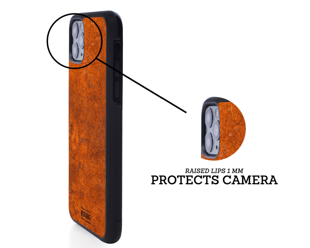 iphone case cover metal protection protective rust