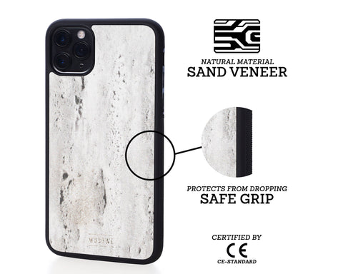 iphone case cover sand protection protective marble
