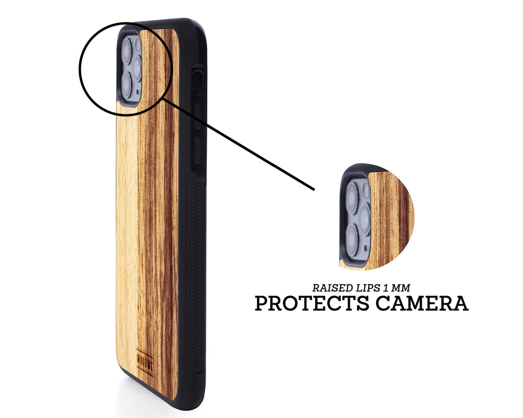 iphone case cover wood protection protective black frake