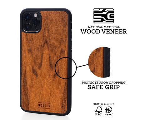 iphone case cover wood protection protective imbuia