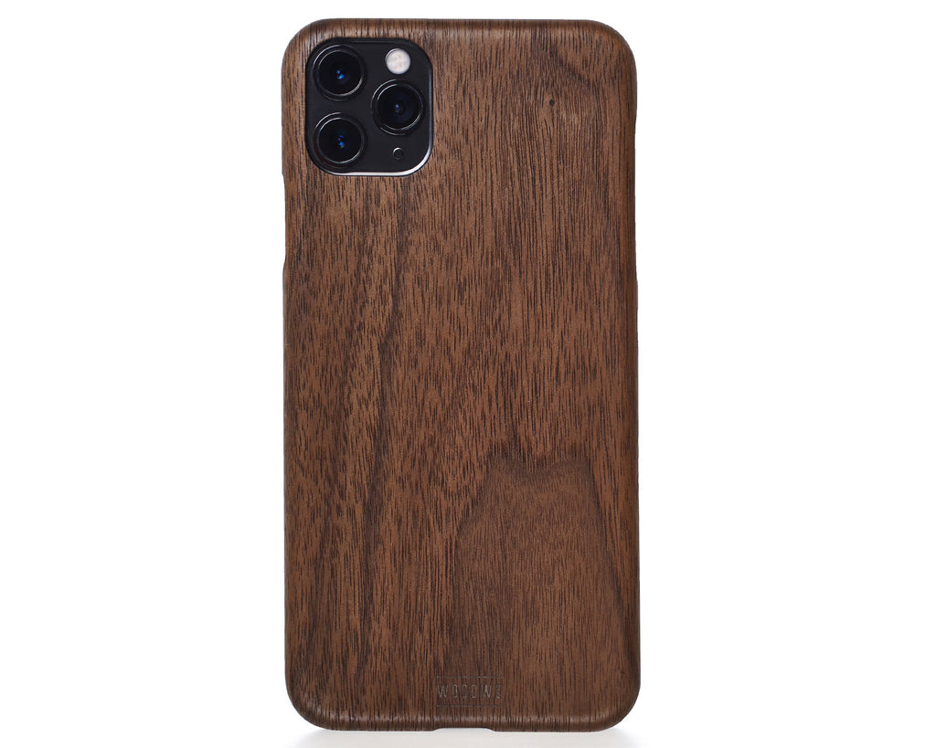 IPhone Case - Walnut Hard Wood