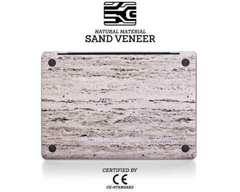 Macbook Sand Cover - Marble