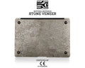 Macbook Stone Cover - Silver Grey