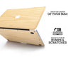 Macbook Wood Case - Ash