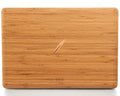 Bamboo Leaf – Story of Grass - Macbook Wood Cover