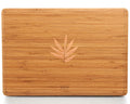 Bamboo Branch – Story of Longevity - Macbook Wood Cover