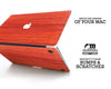Macbook Wood Case - Padauk