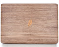 Walnut Leaf – Story of Sun - Macbook Wood Cover