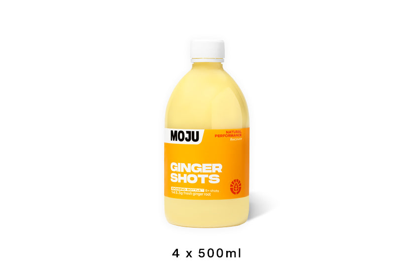 4 x Ginger Dosing Bottle