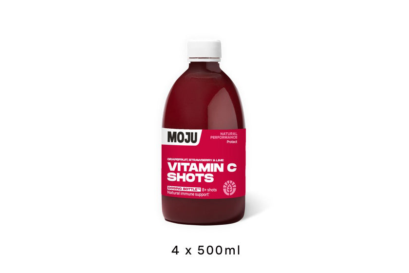 4 x Vit C Dosing Bottle