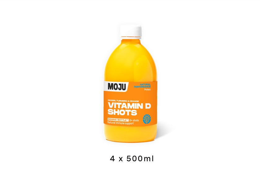 4 x Vit D Dosing Bottle