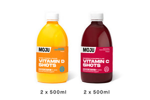 Protect Pack (2 x Vit C Dosing Bottle; 2 x Vit D Dosing Bottle)